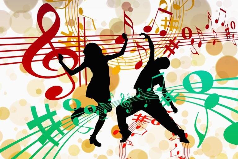 Dance Music Party Sound Concert  - geralt / Pixabay