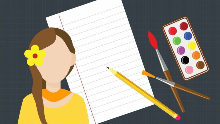 Education Girl Student Teacher  - harishs / Pixabay