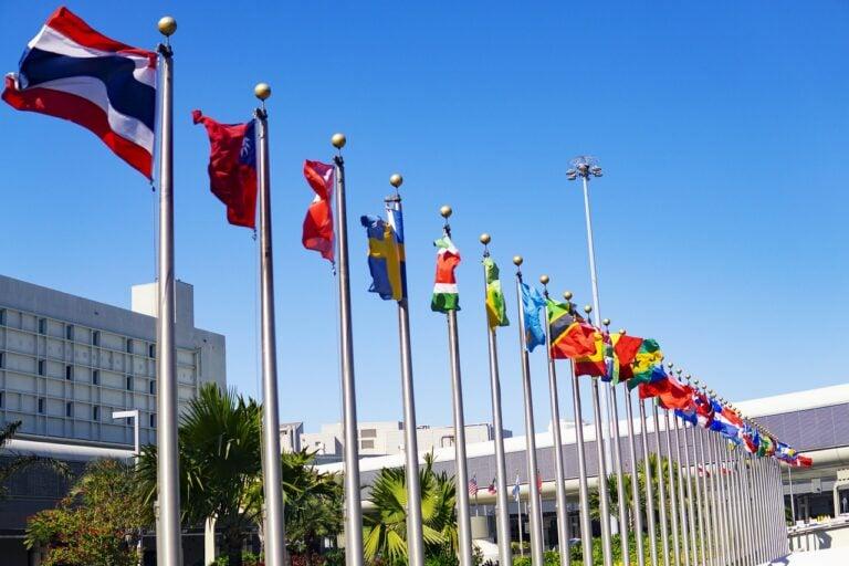 International Flags Un World  - JoshuaWoroniecki / Pixabay